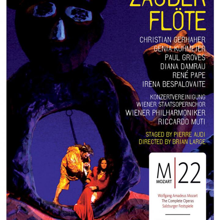 Mozart: Die Zauberflöte 0044007431595