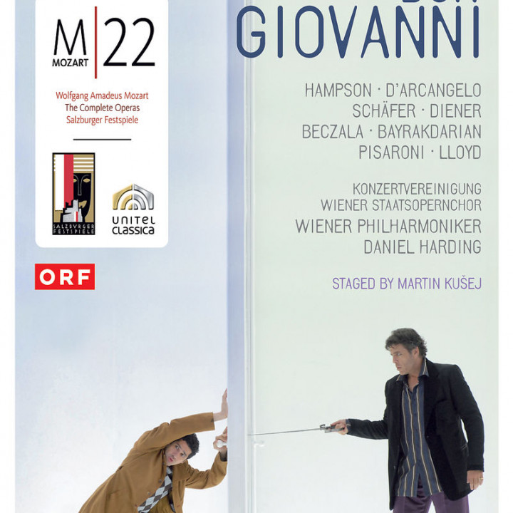 Mozart: Don Giovanni 0044007431621