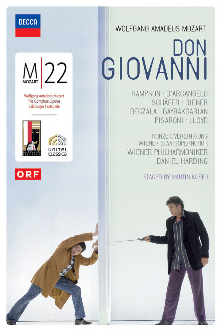 Mozart: Don Giovanni 0044007431621