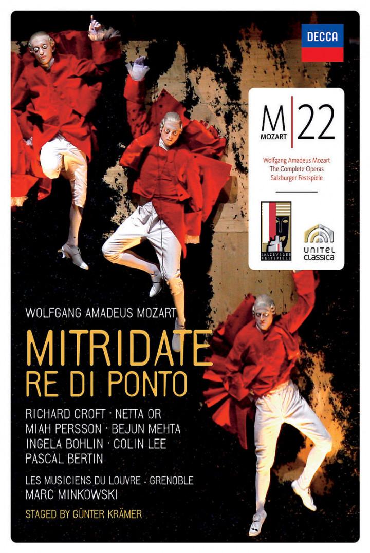 Mozart: Mitridate, Rè di Ponto 0044007431687