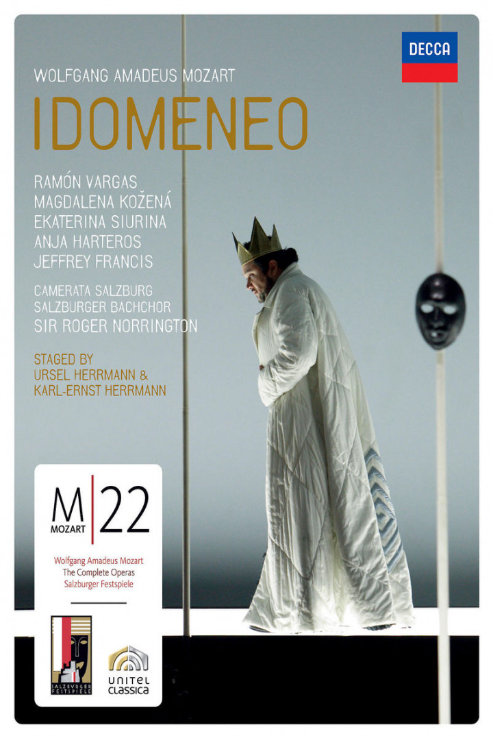 Mozart: Idomeneo 0044007431698