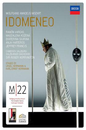 Wolfgang Amadeus Mozart, Mozart: Idomeneo, 00044007431696