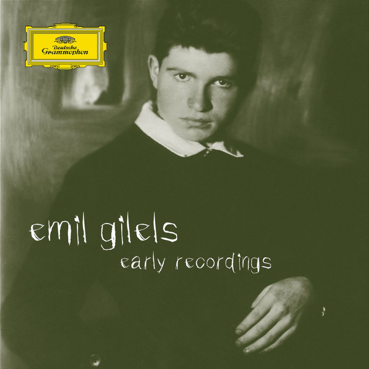 Emil Gilels - Early Recordings 0028947763705