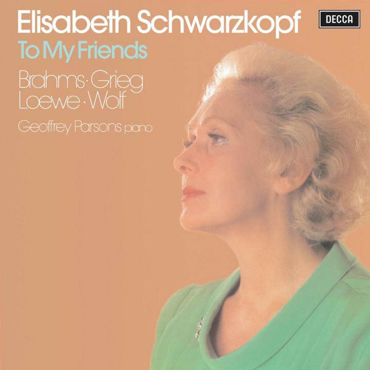 Wolf/Brahms/Loewe/Grieg: Lieder 0028943000026