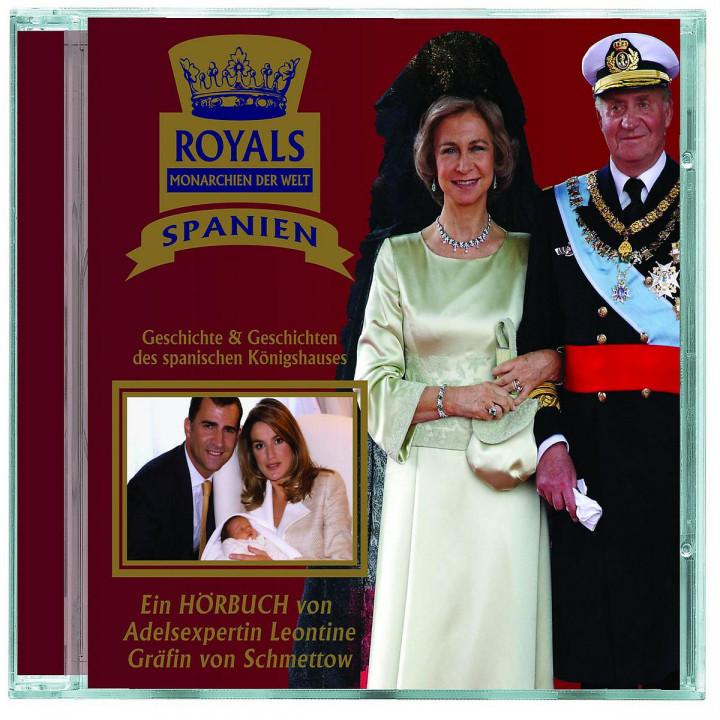 ROYALS - Monarchien der Welt: Spanien 0602517075506