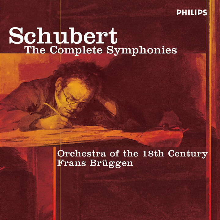 Schubert: The Symphonies 0028947579551