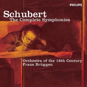 Schubert: The Symphonies, 00028947579557