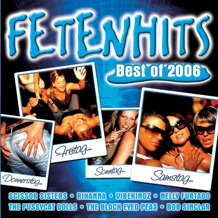 Fetenhits Best of 2006 0602498438118