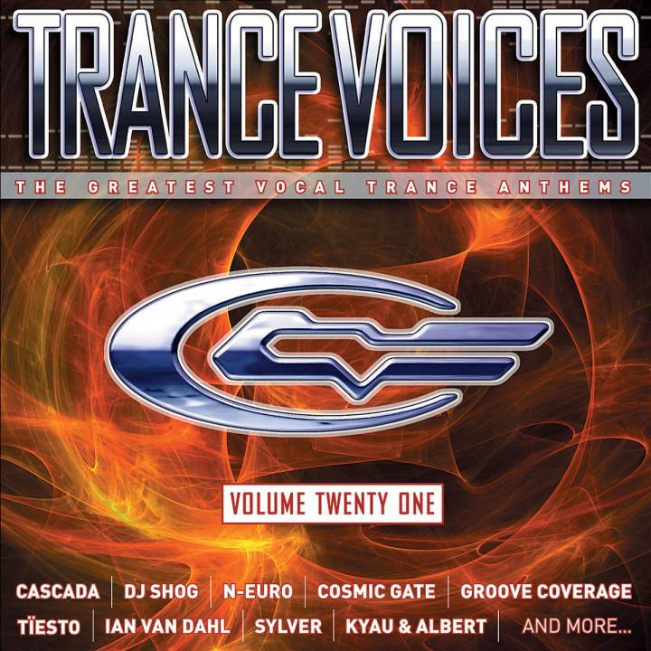 Trance Voices Vol. 21 0602498438141