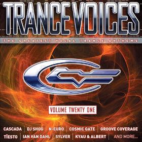 Trance Voices, Trance Voices Vol. 21, 00602498438145