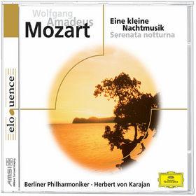Die Berliner Philharmoniker, Mozart: Eine kleine Nachtmusik - Serenaden, 00028944287189
