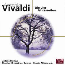 Antonio Vivaldi, Vivaldi: Die vier Jahreszeiten, 00028944287226