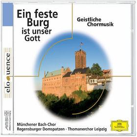 Johann Sebastian Bach, Eine feste Burg, 00028944287615