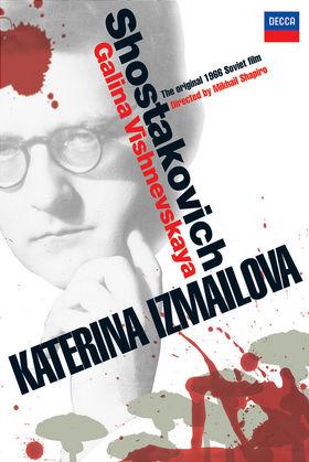 Dmitri Shostakovich, Shostakovich: Katerina Ismailova, 00044007431375
