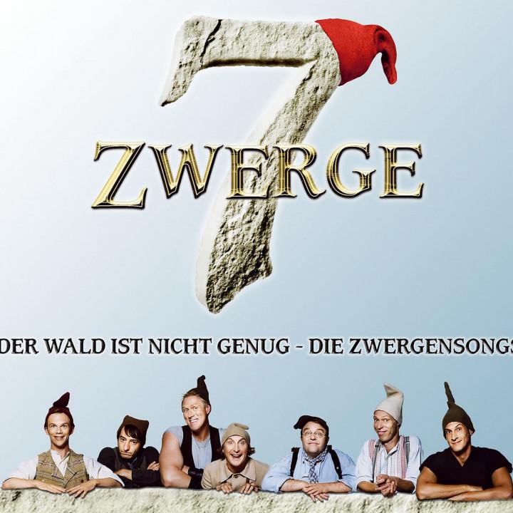 7 Zwerge—Der Wald ist nicht genug—Die Zwergensongs 0602517045987