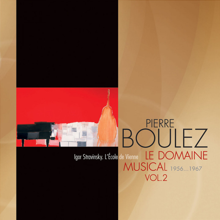 Le Domaine Musical Volume 2 0028947688624