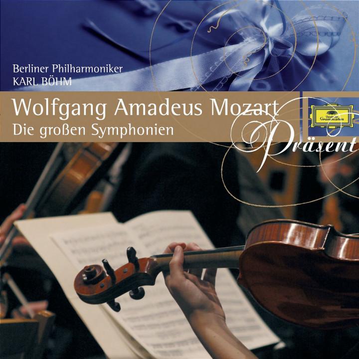 Mozart: Die großen Symphonien 0028944286249
