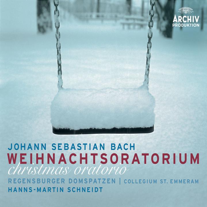 Bach: Christmas Oratorio, BWV 248 0028947762829