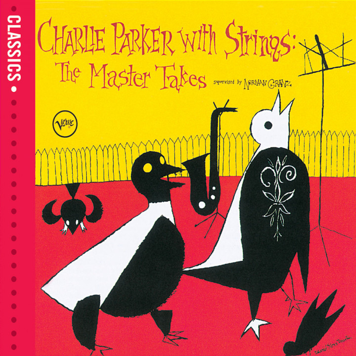Charlie Parker With Strings 0602517036907