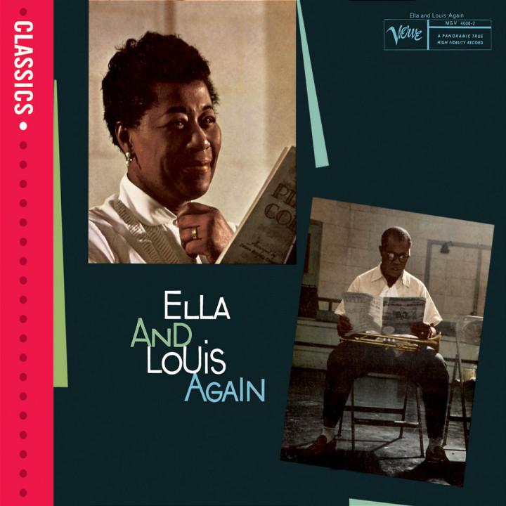 Ella And Louis Again 0602517036918
