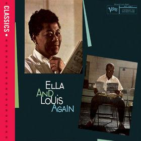 Ella Fitzgerald, Ella And Louis Again, 00602517036918