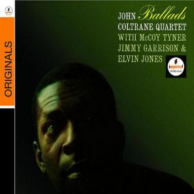 John Coltrane, Ballads, 00602517486201