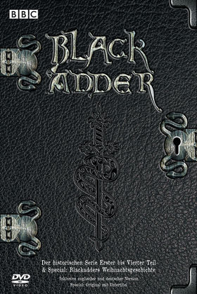 The Blackadder, Blackadder - Der historischen Serie Erster bis Vierter Teil + Weihnachtsgeschichte, 00602517086425