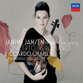 Janine Jansen, Mendelssohn/Bruch: Violin Concertos, 00028947581338