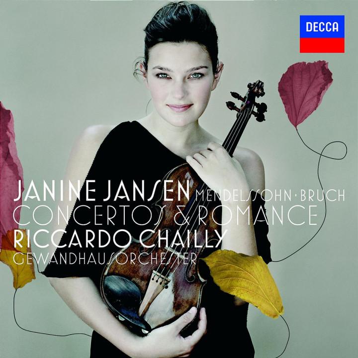 Mendelssohn/Bruch: Violin Concertos 0028947583282