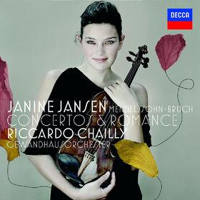 Janine Jansen, Mendelssohn/Bruch: Violin Concertos, 00028947583288