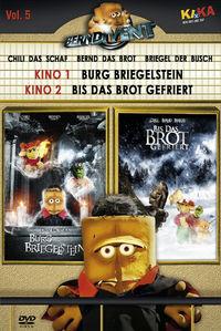 """Bernd Das Brot, 05: Burg Briegelstein & Bis das Brot gefriert (+ Silvester-Special """"Dinner für Brot""""), 00602498774809"""