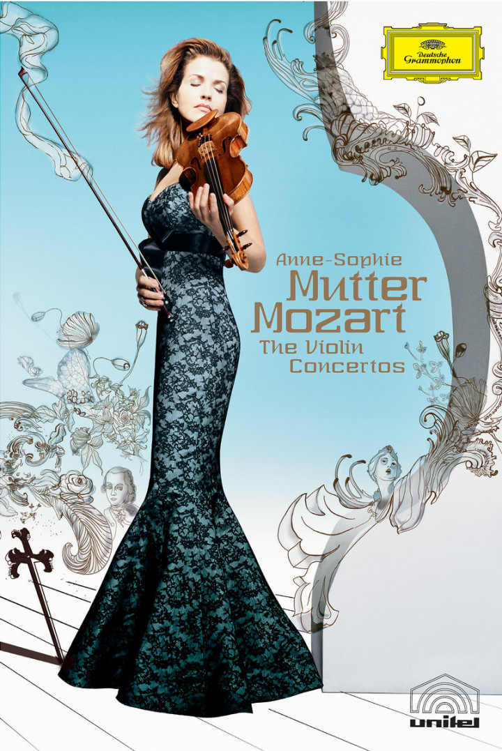 Mozart: Violin Concertos 0044007342107