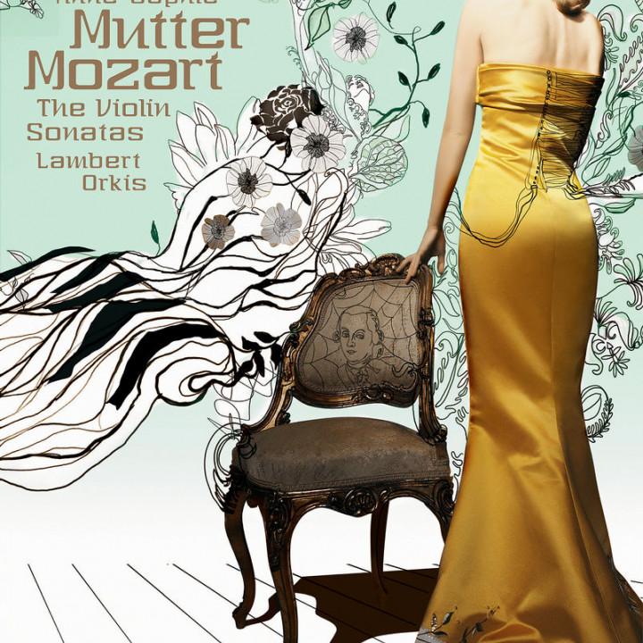 Mozart: Violin Sonatas 0044007342130