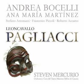 Andrea Bocelli, Leoncavallo: I Pagliacci, 00028947577539