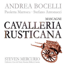 Andrea Bocelli, Mascagni: Cavalleria Rusticana, 00028947578536