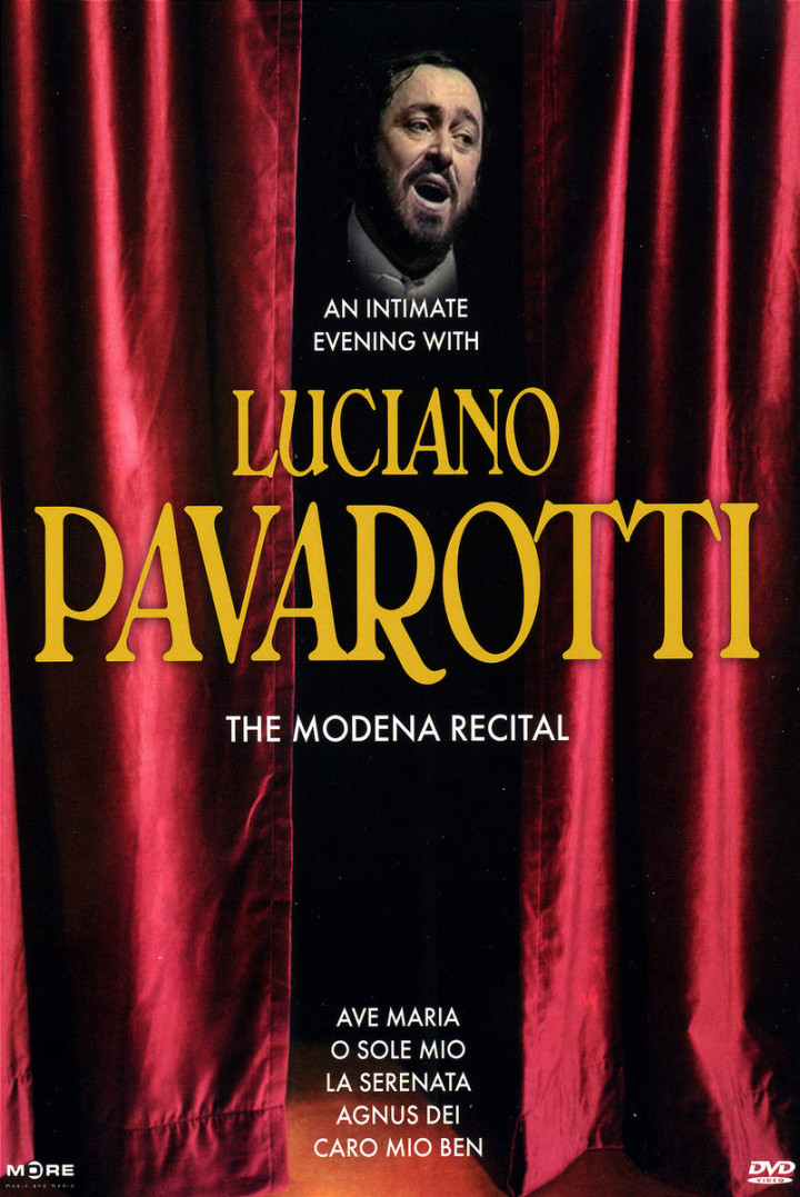 An Intimate Evening - The Modena Recital 4032989601242