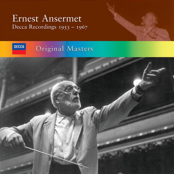 Ernest Ansermet: Decca Recordings 1953/1967 0028947581408