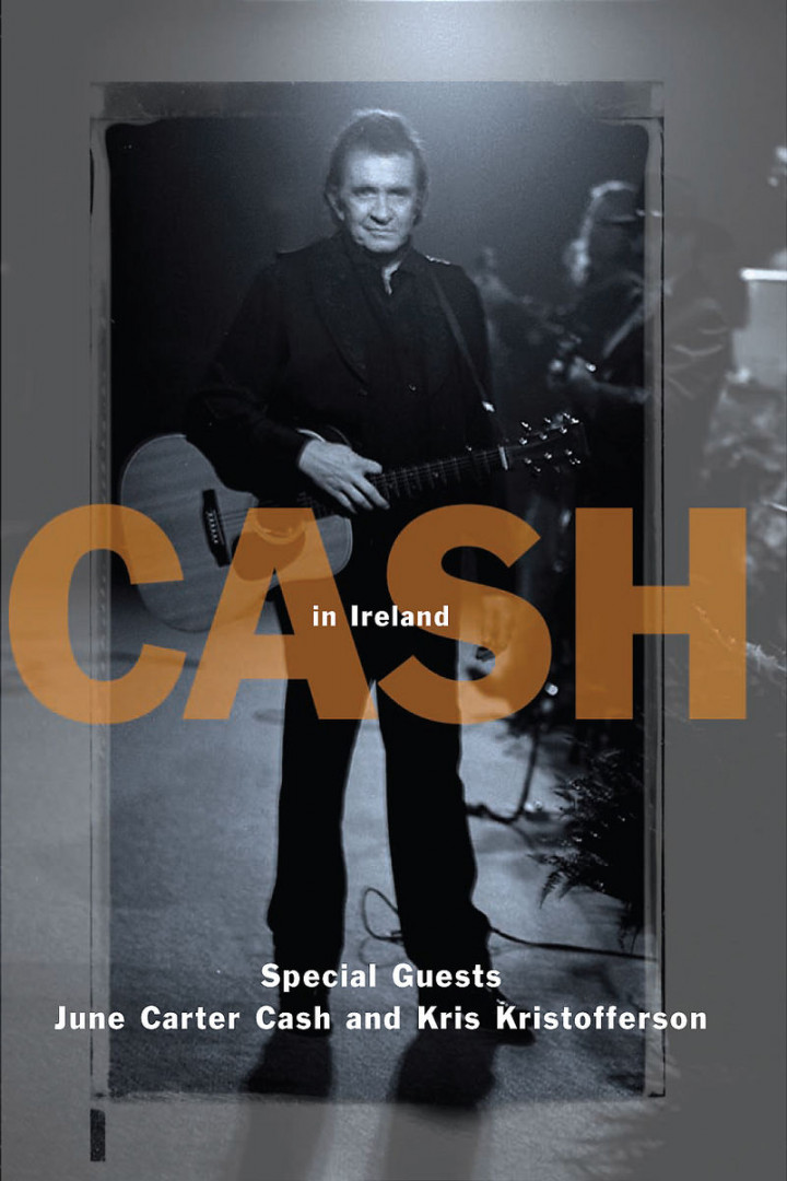 Johnny Cash In Ireland 0602498867501