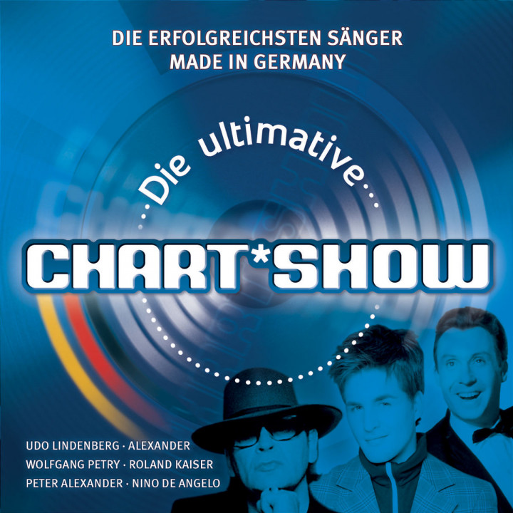 Die Ultimative Chartshow - Sänger (Made In Germany) 0602498453739
