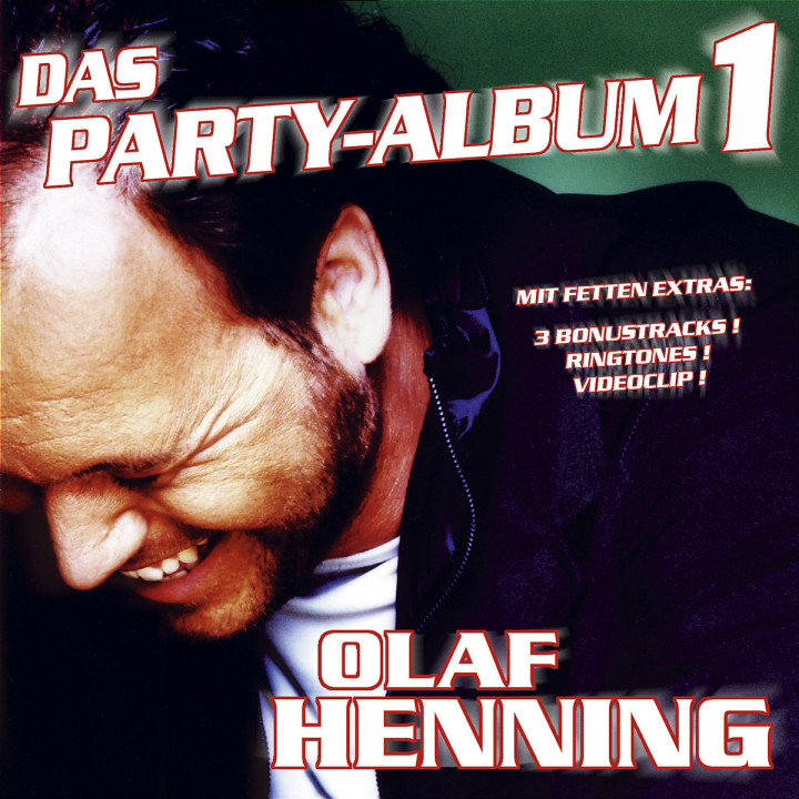 Das Party-Album 1 (Jubiläums-Edition) 4260010753097
