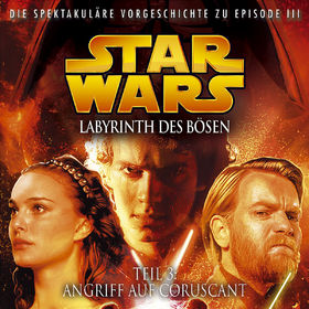 Star Wars, Labyrinth des Bösen (Teil 3), 00602517177413