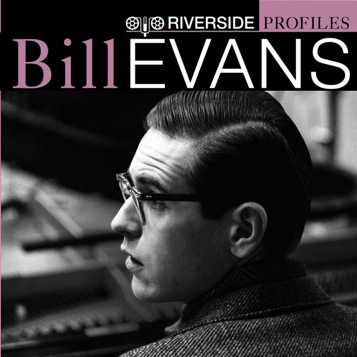 Riverside Profiles: Bill Evans 0888072301719