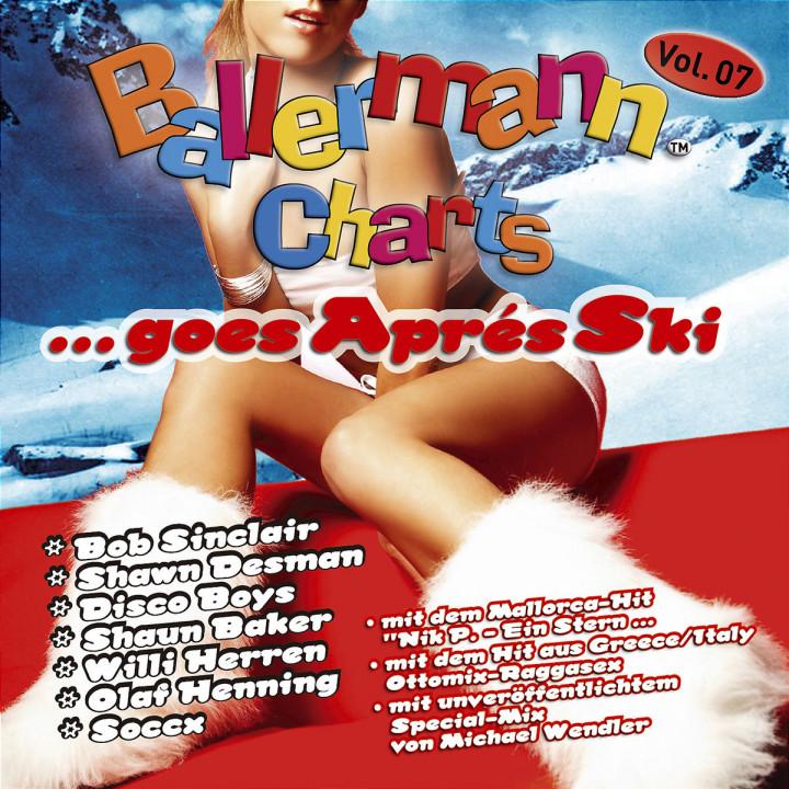 Ballermann Charts Vol.7 Goes Après Ski 4260010753086