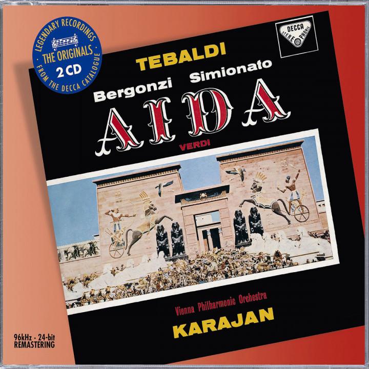 Verdi: Aida 0028947582409