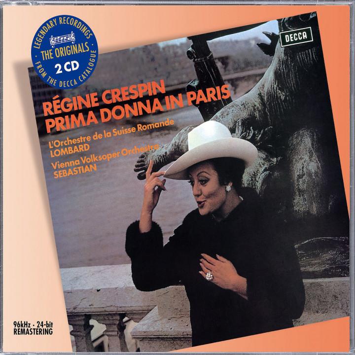 Prima Donna in Paris 0028947582432