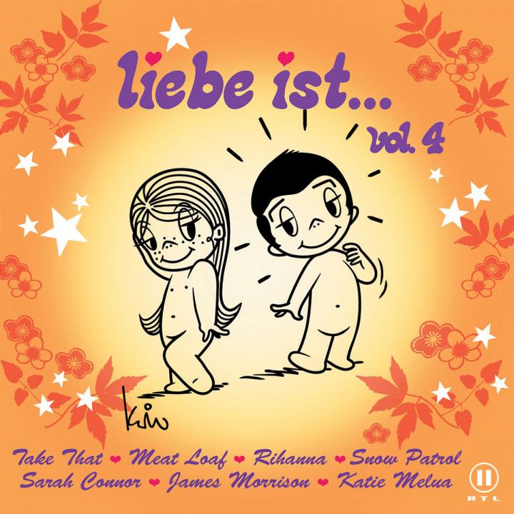 Liebe ist ... Vol. 4 0602498453005