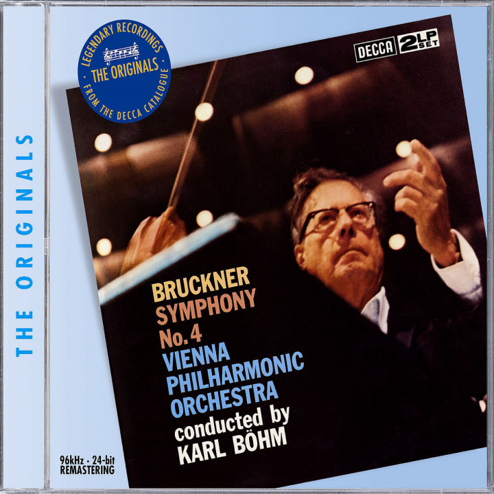 "Bruckner: Symphony No.4 in E flat major - ""Romantic"" 0028947584032"