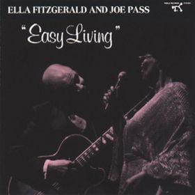 Ella Fitzgerald, Easy Living, 00025218092128