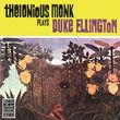 Original Jazz Classics, Thelonious Monk Plays Duke Ellington, 00025218602426