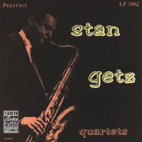 Original Jazz Classics, Stan Getz Quartets, 00025218612128